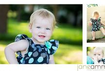 First Birthday Session / by Jane Ammon-Photographer