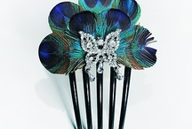 Flirty Feather Accessories / by ForHerandForHim