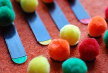 Colors & Numbers / by Karie Miller