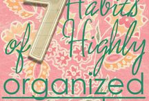 Organization & Cleaning  / by Katie Gabriele