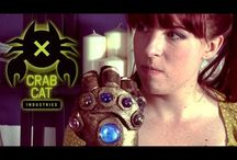 Try This At Home with Crabcat Industries / by Nerdist Industries