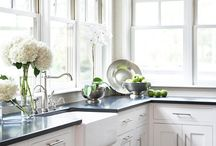 "Kitchens to ""Ahhhh!"" over / by The Design Junkie"