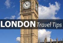 London, England / London Winter and London Summer Internship programs / by Tippie Global Experience