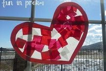 February Love / A Valentine's Day Board / by Megan Rosker