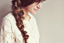 Braids, Braids, Braids / by Megan Johnson