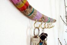 Artesanato (crafts) / DYI - Tudo o que se pode fazer com materiais diversos / by Jane Zandonadi