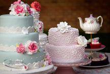 Cake Inspiration  / by Jennifer Watson Jenkins