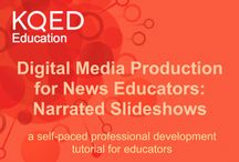 KQED Education Professional Development  / Handpicked courses, workshops and recommendations designed for educators by educators. / by KQED