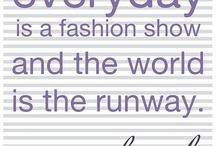 Fashion talk / by | ChicMom