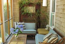 Porches and SunRooms / by Tina Thompson