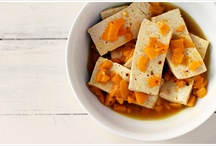 Tofu | Seitán | Tempeh / by Inspiring Things