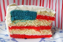 Red, White, & Blue / by Ashley Barkan
