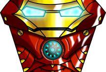 Superhero and comics / by Ken Peck