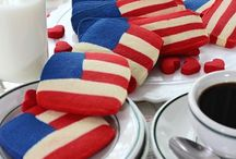 4th of July Food, Crafts, Ideas / by Cheryl