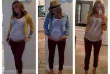 Styling Maternity Clothes / by Jessica Jeske