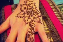 Henna / by Samantha Betz