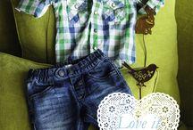 Kid's Clothing / by Diana Doub