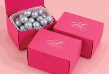 Wedding Favors / by Christine Saunders