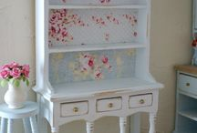 Shabby chic/country interior / by Emilie Gregorson