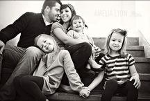 Family Picture Ideas / by Misty Sporrer