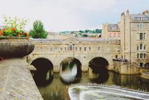 Bath, England  / by Travelocity Travel