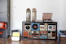 Tween boy room / by Hoot N' Holler Host for Hire