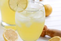 non-alcoholic drink recipes / by Kris Fisher