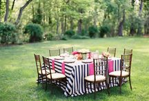 Entertaining / Tablescapes and dinner details that I love. / by Ashley Boswell