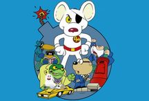 Danger mouse / by abby sigfrid