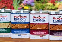Thompson's WaterSeal Summer Deck-orating Sweepstakes / by Carolyn Daley