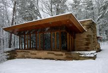 Methow Cabin Designs / by Bobbie Wool