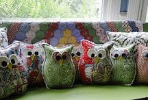 Owl crafts  / by Kara Link
