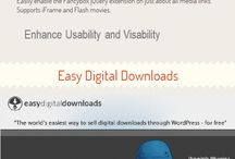 Plugins Infographics / All about plugins in an easy to read way. / by CM Plugins