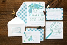 wedding paper / by la Ricki
