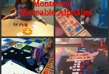Montessori  / by Jennifer Sen