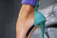 Shoe Porn / by Tiffany Nakamura