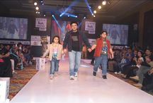 India Kids Fashion Week 2014 / India Kids Fashion Week, held at The Lalit, Mumbai on 18th January 2014, was a fun-filled event, with Ali Asgar as the show stopper, alongside his kids in Max apparels. / by Max Fashion India