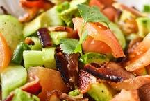 fOOd - Salads / by Heidi Turner