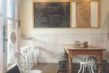 Cafe / by Kathryn Cox