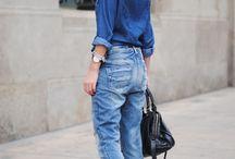 blue Jean / by Susatyo Sbg