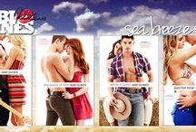 Sea Breeze Series by Abbi Glines / by Holy Hotness