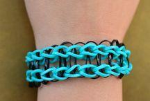 Crafts - loom bands / by MamaSaVa