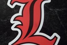 Alma Mater  / University of Louisville Cardinals / by Karen Scott