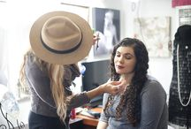 Behind the Scenes / Clips of behind the scenes photos while my beautiful clients are being pampered. / by Gloria Plascencia Fine Art Portraits