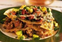 Mexican Food / by Deva Andrews