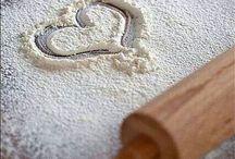 Cucinare....col  cuore / by manuela porzi