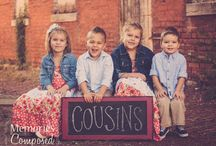 Family Pictures / by Tracy Gallaway