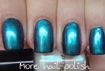 Franken and custom hand made polishes / by More Nail Polish