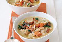 GFCF Soups/ Stews / by Amanda Ayala