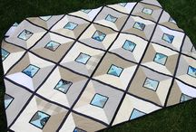 Modern Quilts / by Pam Raby